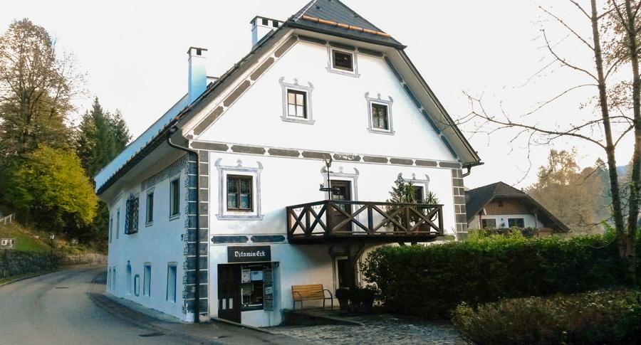Fassziehammerhaus - Vitamineck Blieweis