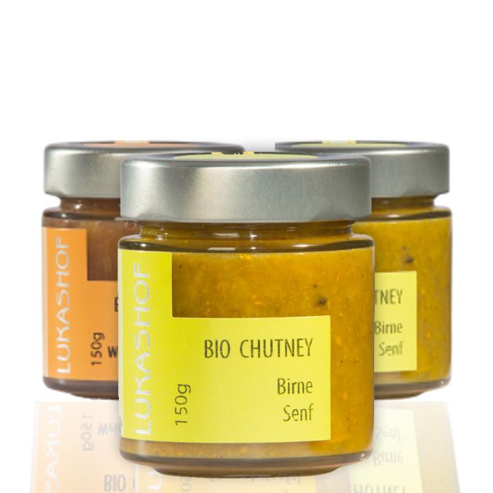 Vitamineck Blieweis / Göstling : Bio Chutney vom Lukashof