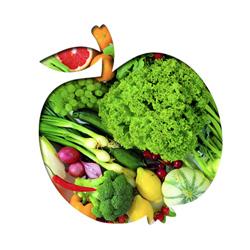 Vitamineck Blieweis / Göstling : Obst und Gemüse